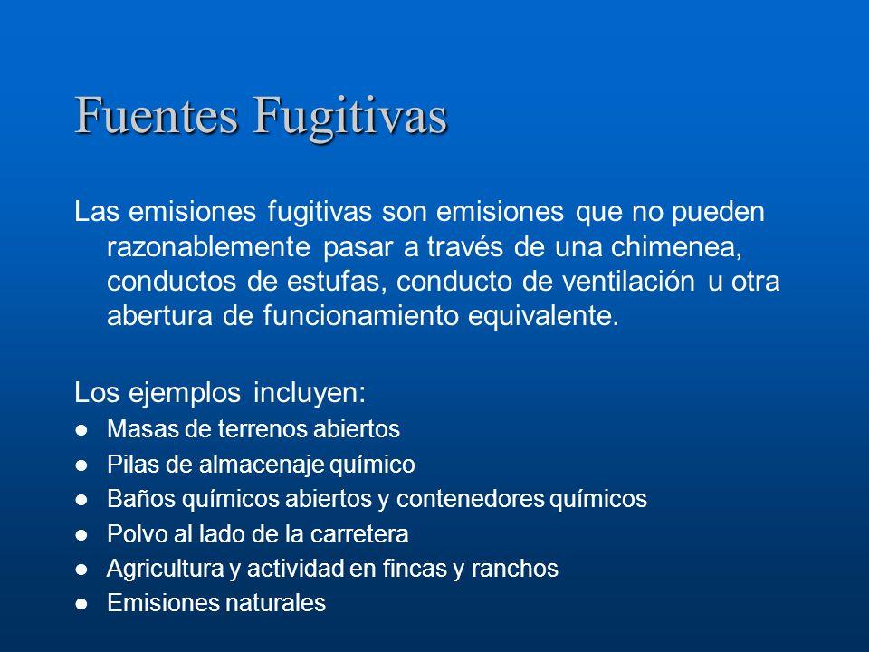 Fuentes Fugitivas