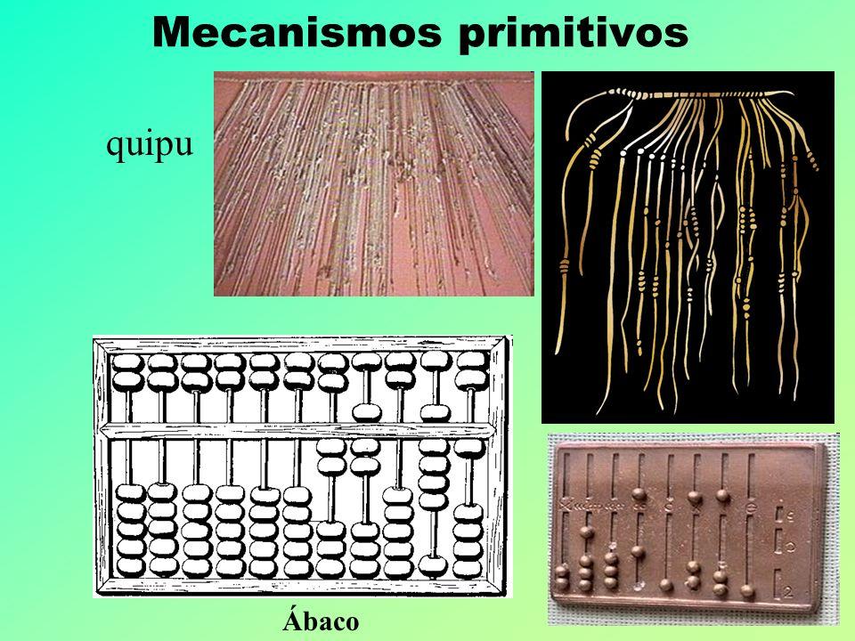 Mecanismos primitivos