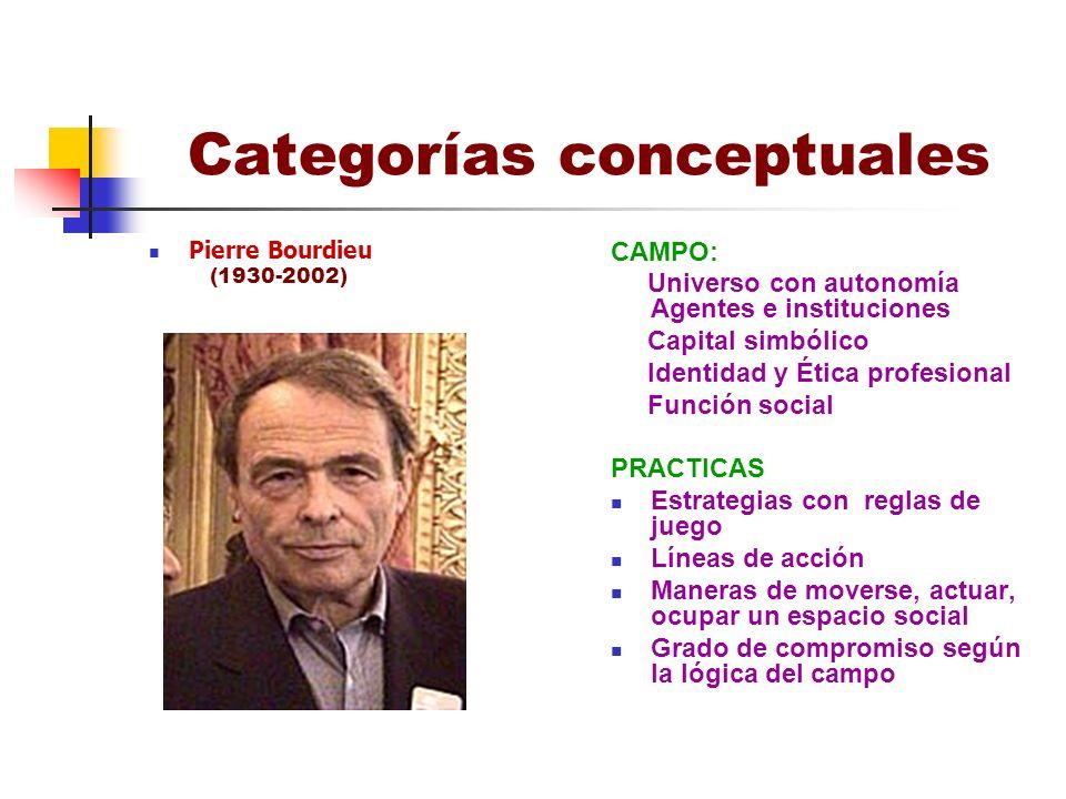 Categorías conceptuales