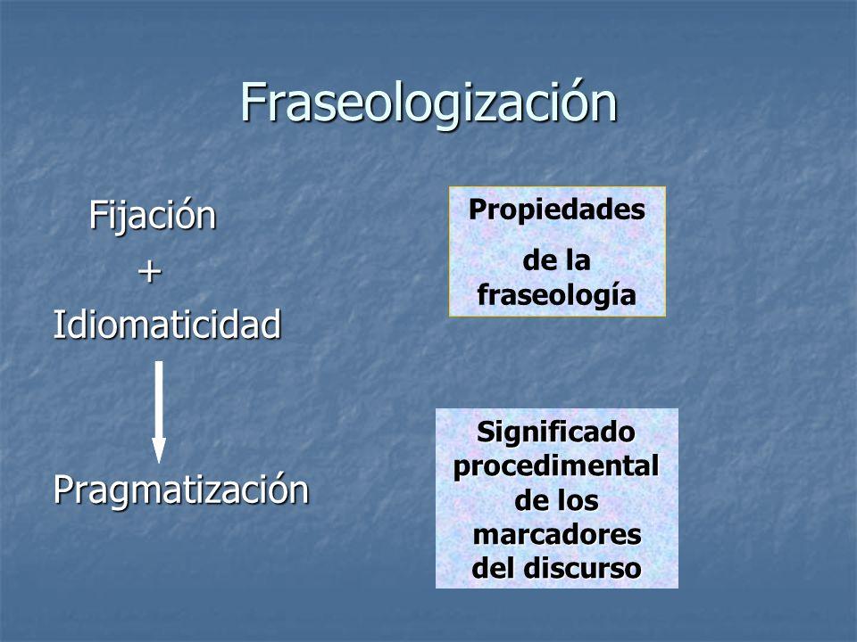Significado procedimental