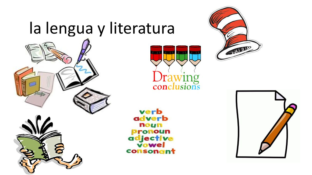 la lengua y literatura
