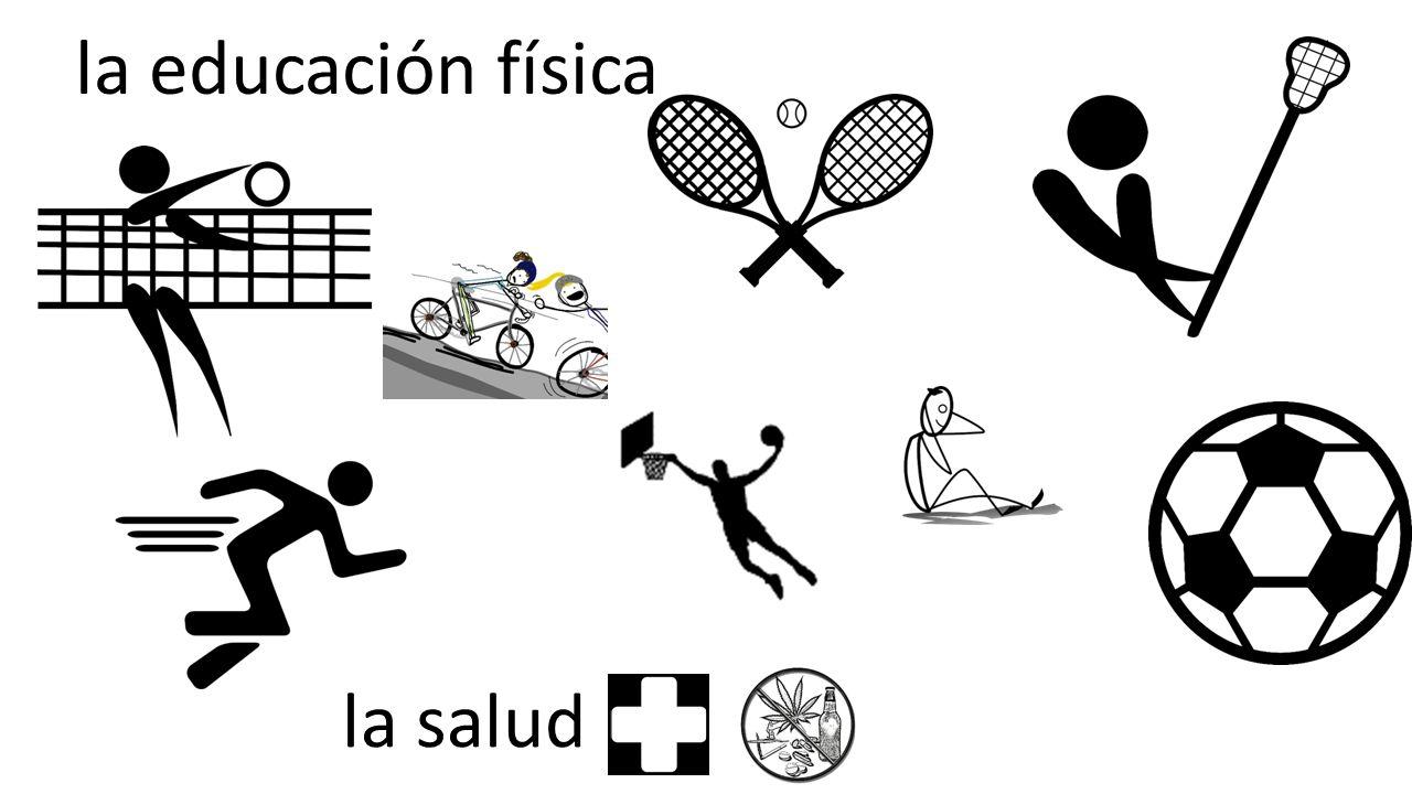 la educación física la salud