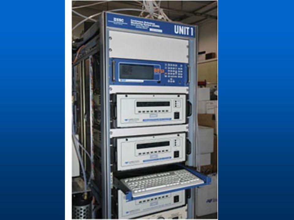 El DAHS es una combinación de hardware y software usado para registrar datos y generar reportes que luego se presentan a los organismos reguladores.
