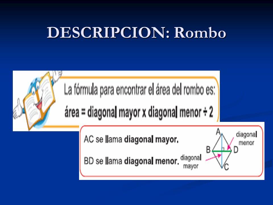 DESCRIPCION: Rombo