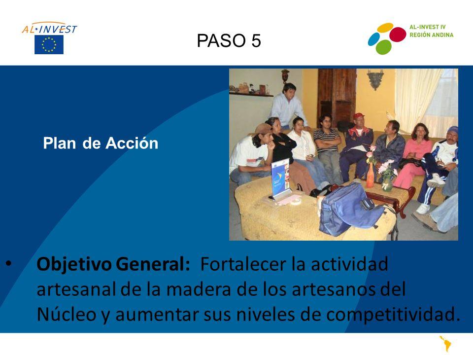 PASO 5Plan de Acción.