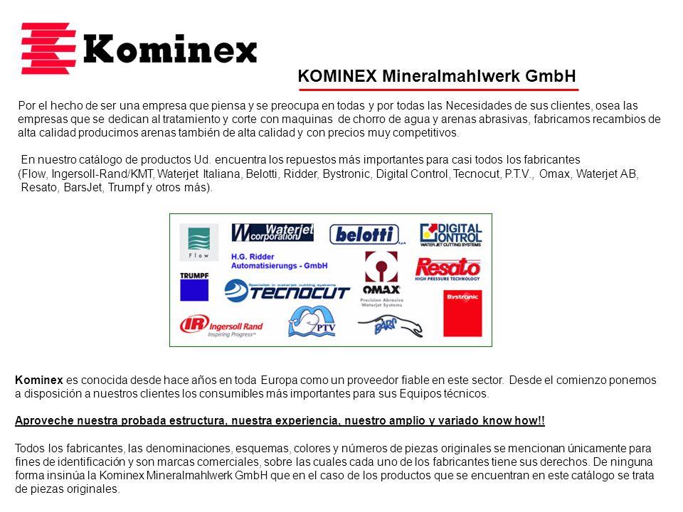 KOMINEX Mineralmahlwerk GmbH