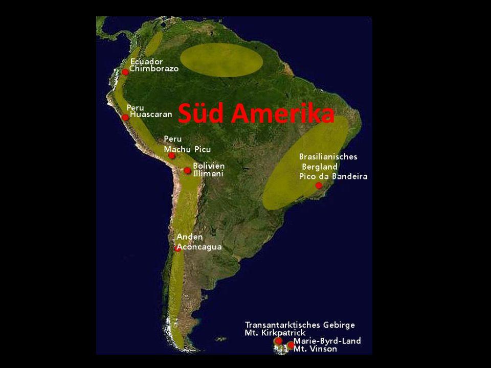 Süd Amerika