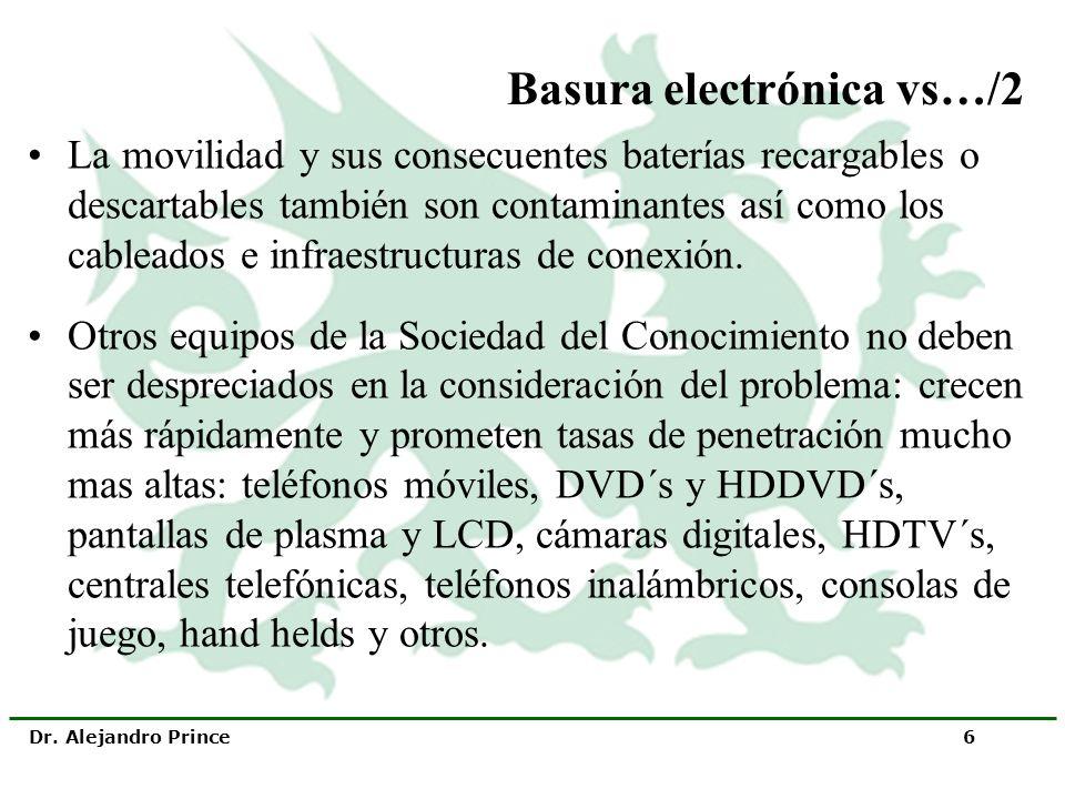 Basura electrónica vs…/2