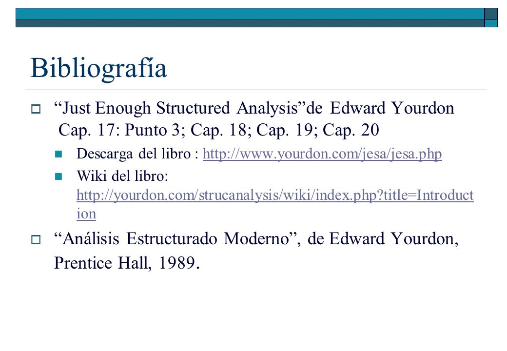 a study of structured analysis and design by larry l constantine and edward yourdon Edward yourdon edward yourdon is an of the structured analysis/design methods of the 1970s, as structured design, with larry l constantine (prentice hall, 1979).