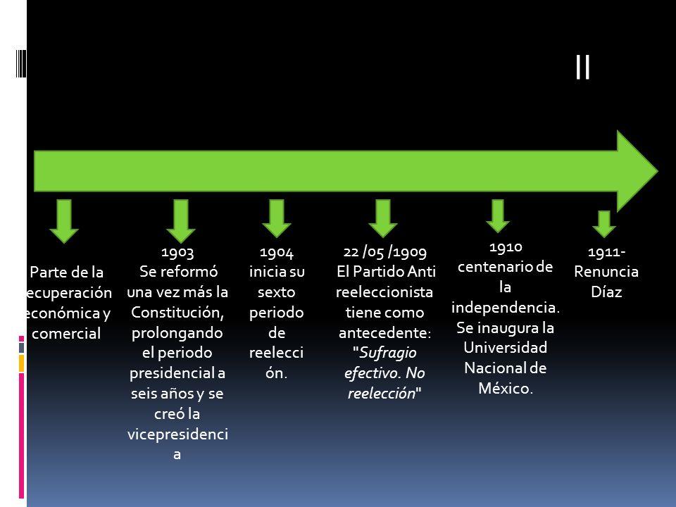 II 1910 centenario de la independencia.