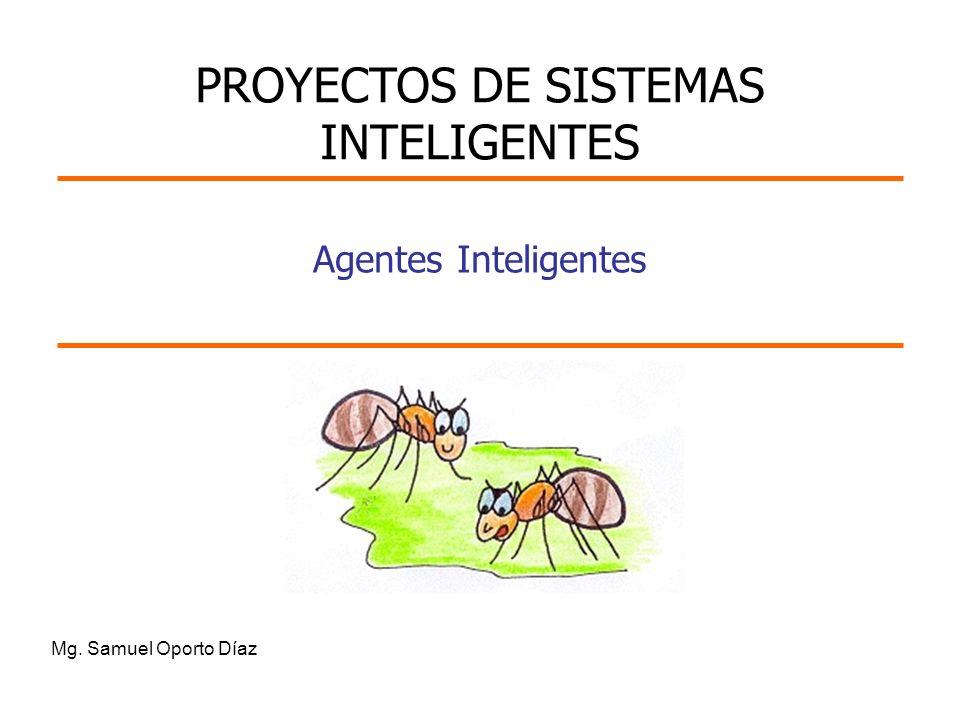 PROYECTOS DE SISTEMAS INTELIGENTES