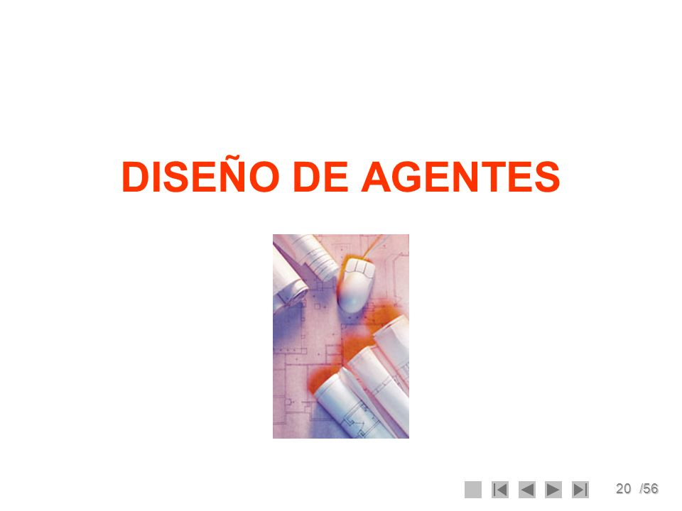 DISEÑO DE AGENTES