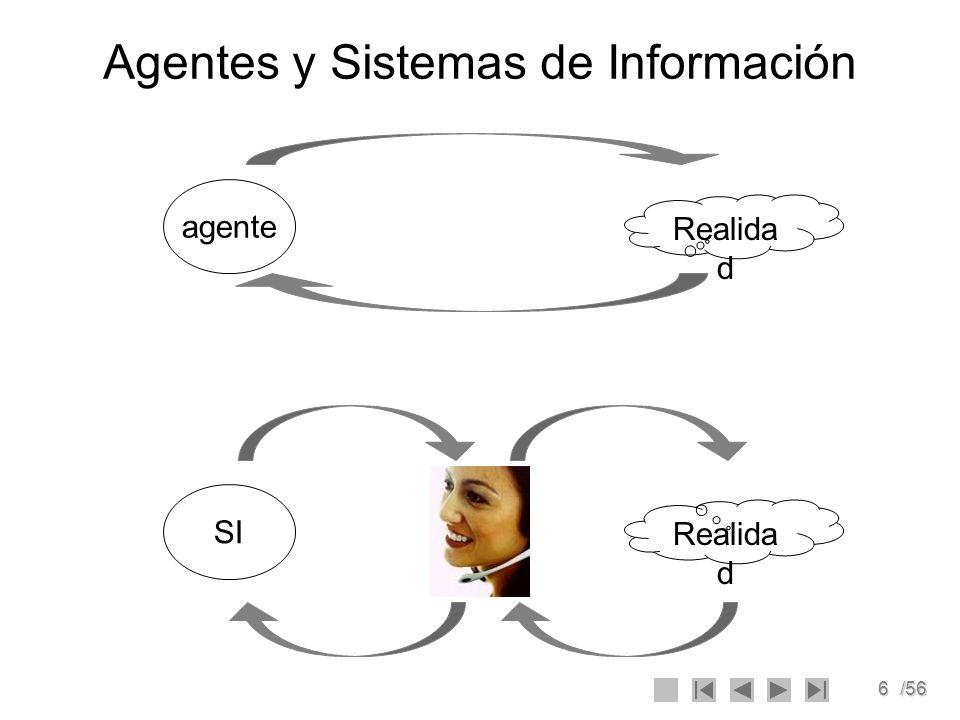 Agentes y Sistemas de Información