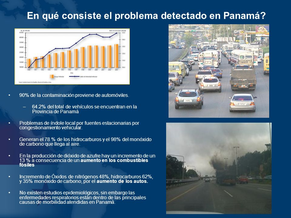 En qué consiste el problema detectado en Panamá