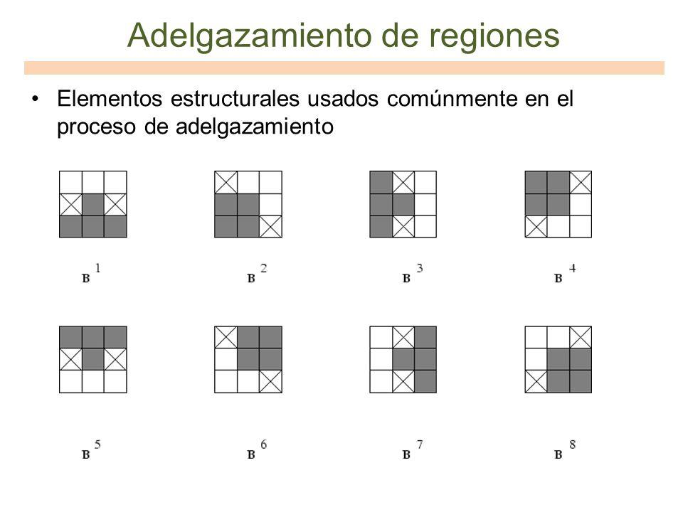 Adelgazamiento de regiones