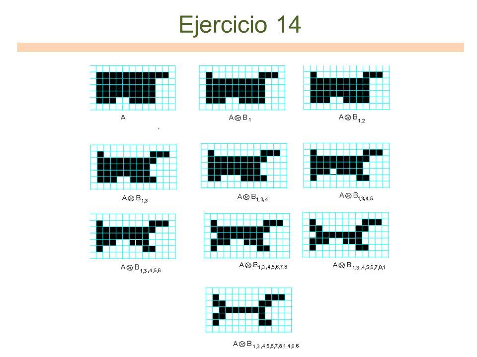 Ejercicio 14