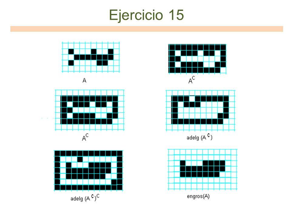 Ejercicio 15