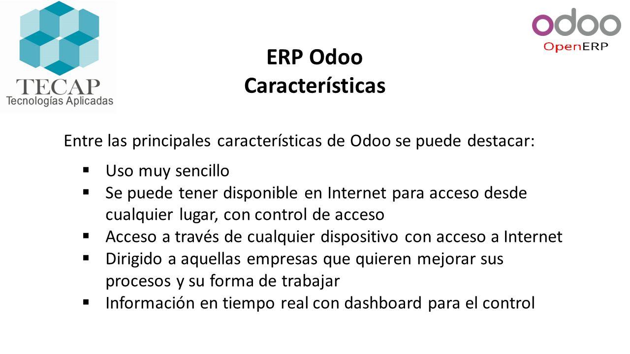 Qu es odoo odoo es un conjunto de soluciones integradas for Bankia acceso oficina internet empresas