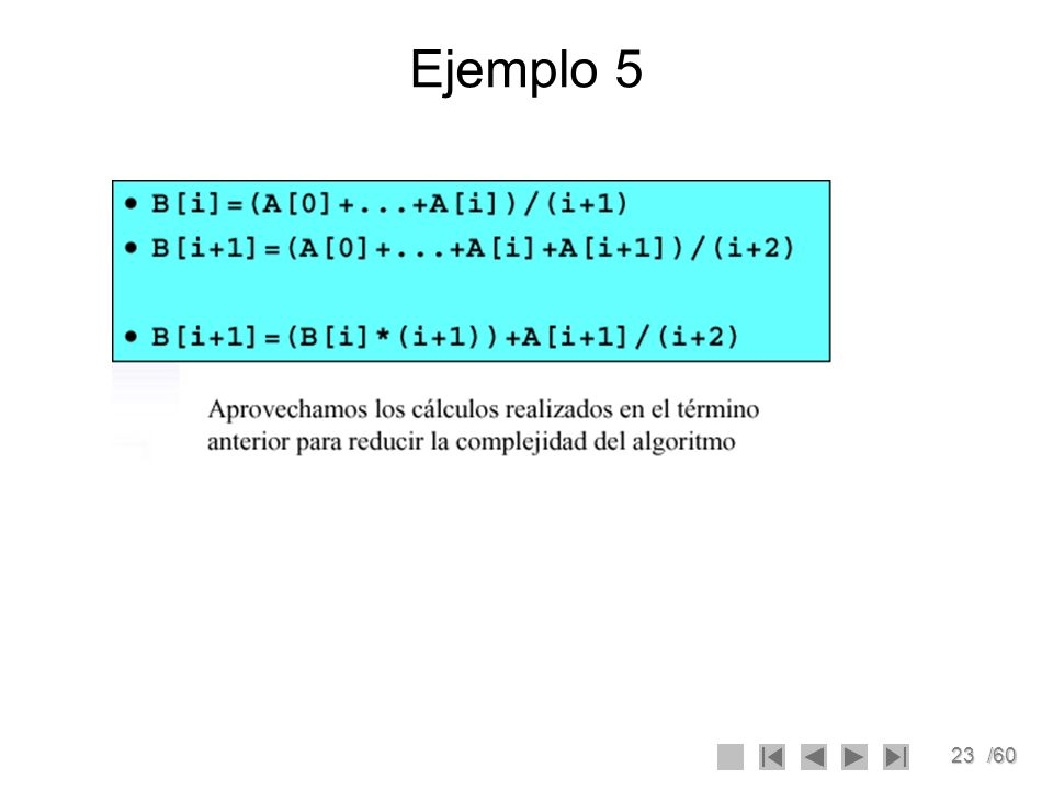 Ejemplo 5