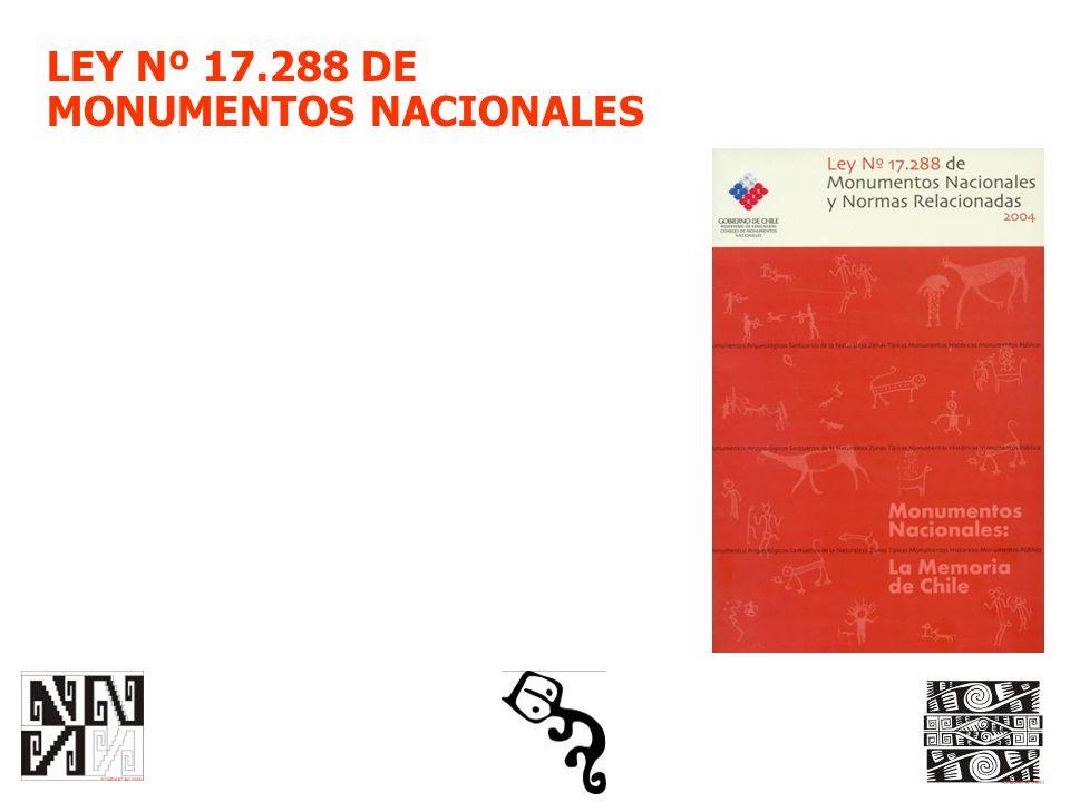 LEY Nº 17.288 DE MONUMENTOS NACIONALES