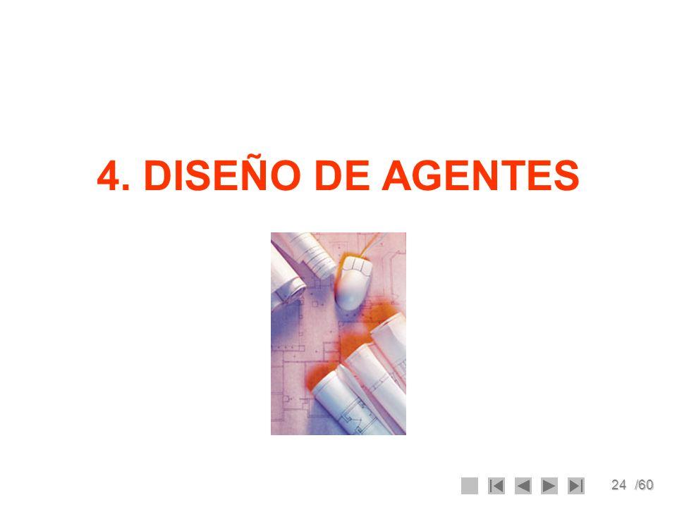 4. DISEÑO DE AGENTES