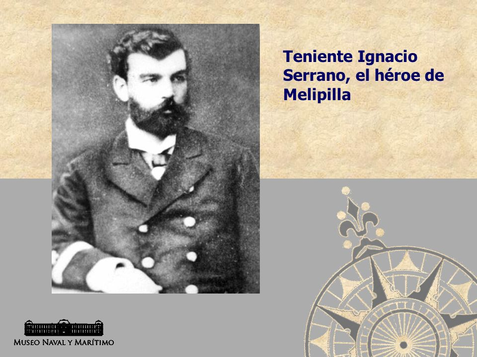 Teniente Ignacio Serrano, el héroe de Melipilla
