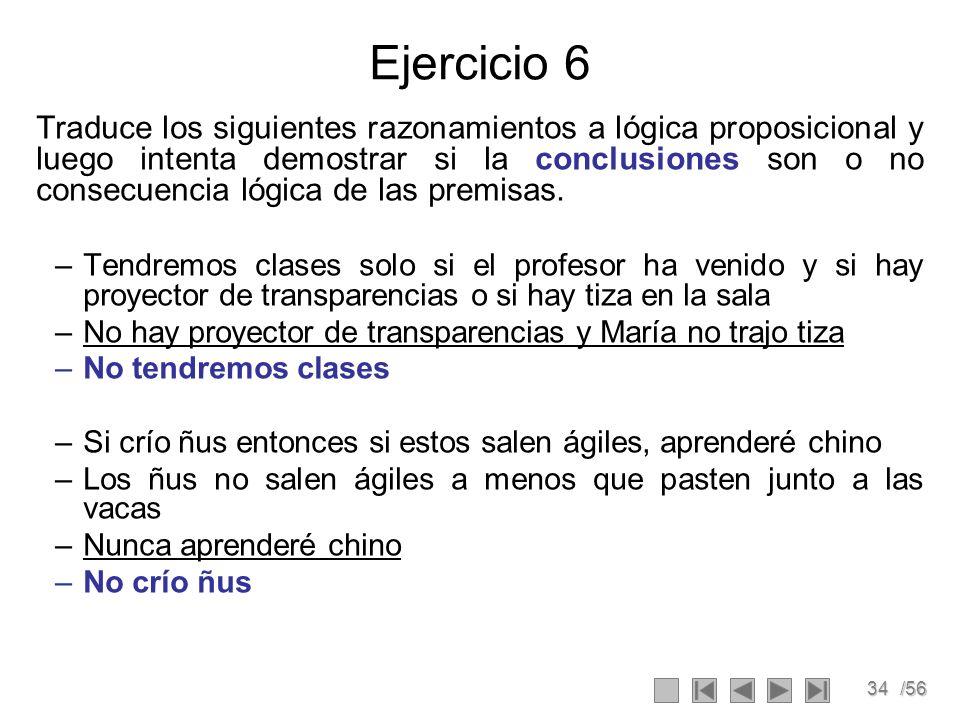 Ejercicio 6
