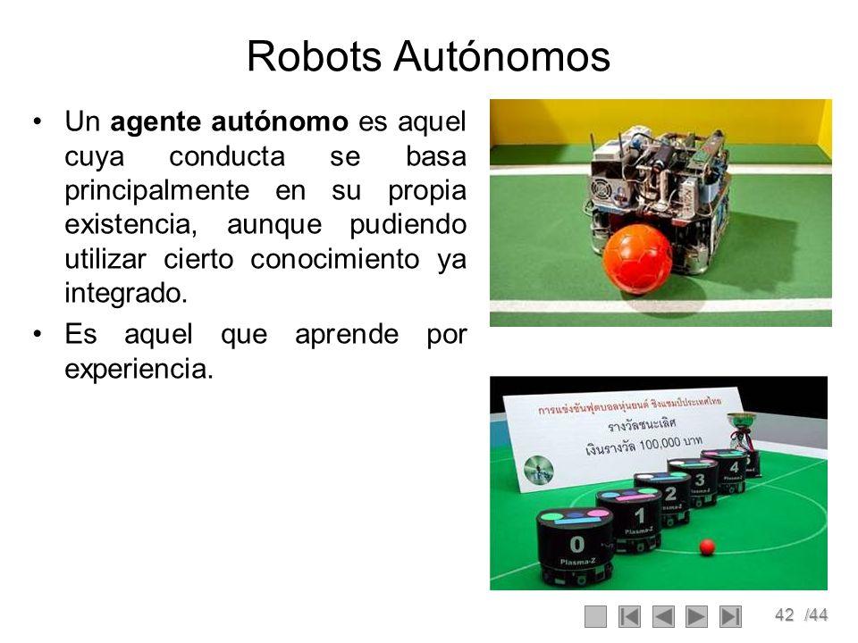 Robots Autónomos