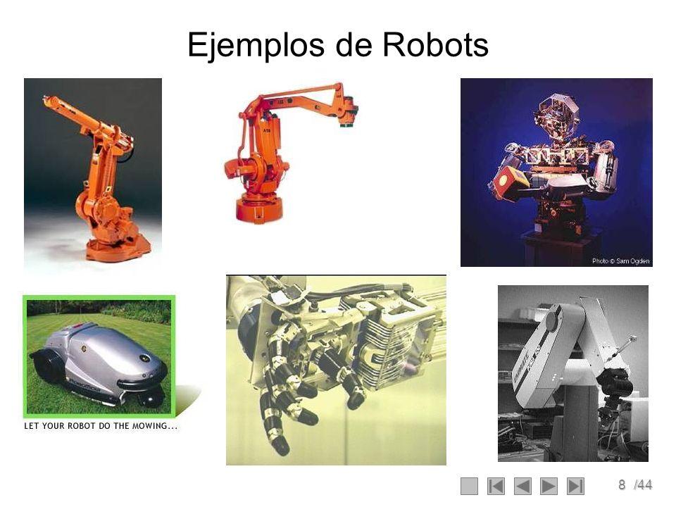 Ejemplos de Robots