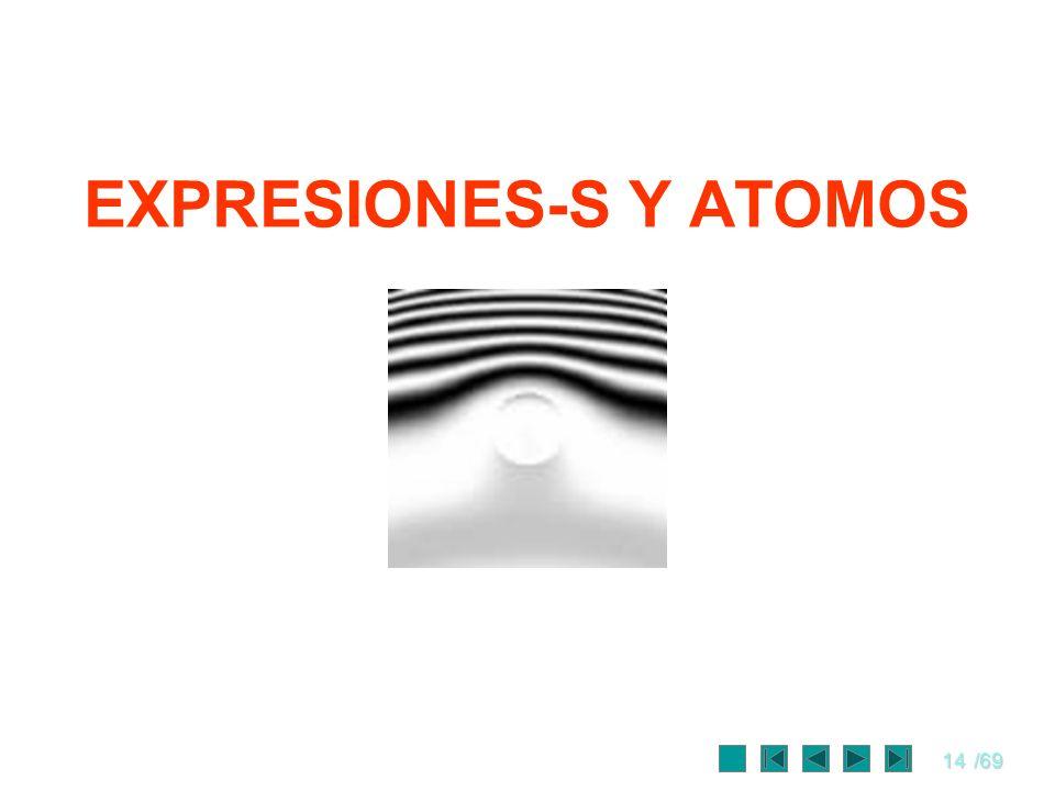 EXPRESIONES-S Y ATOMOS