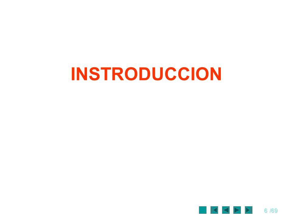 INSTRODUCCION