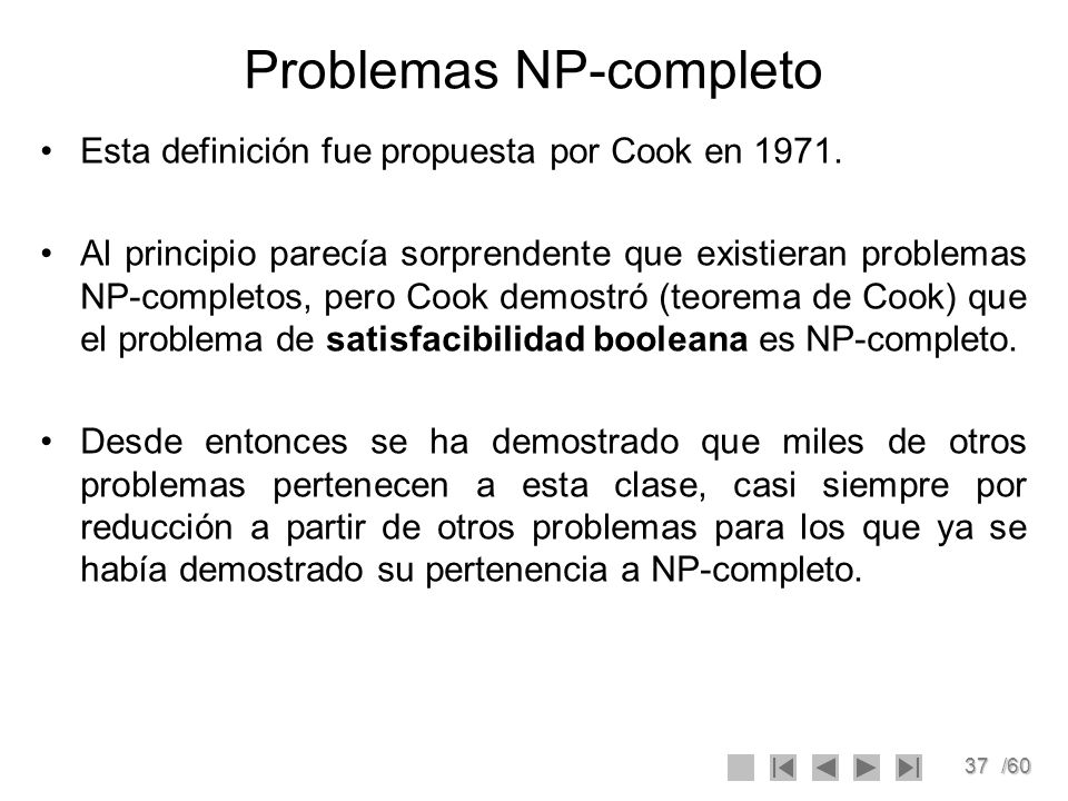 Problemas NP-completo