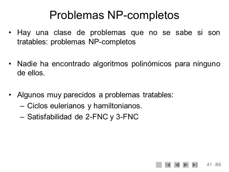 Problemas NP-completos