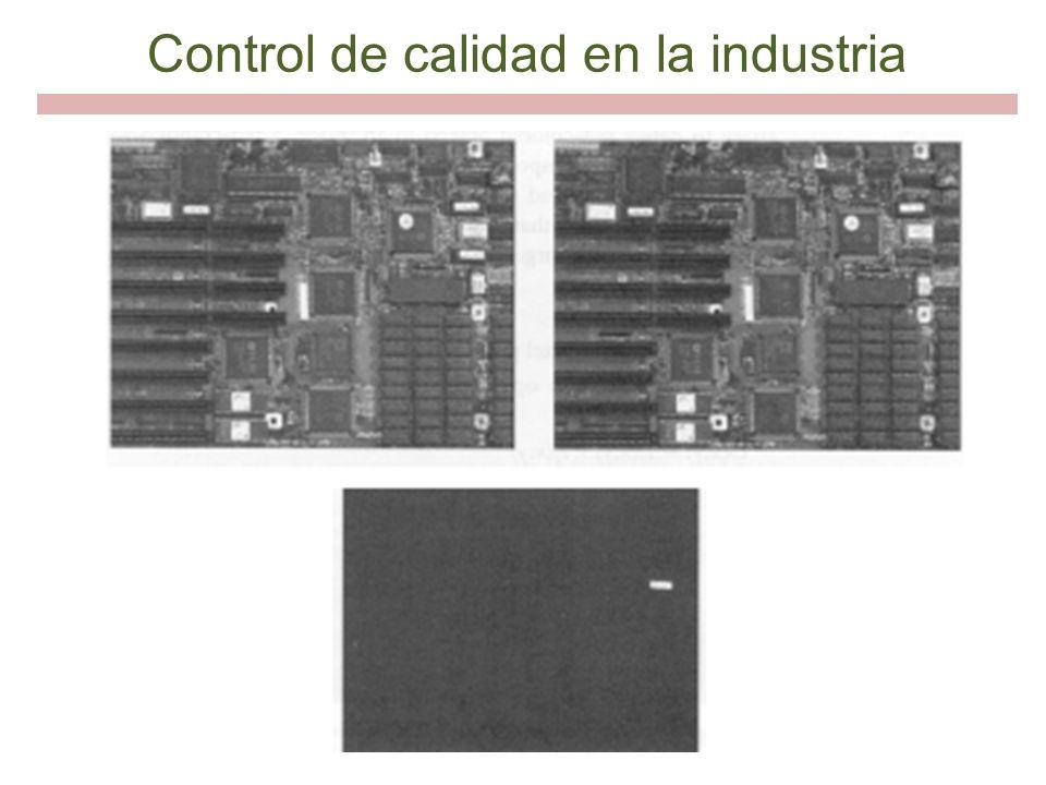 Control de calidad en la industria