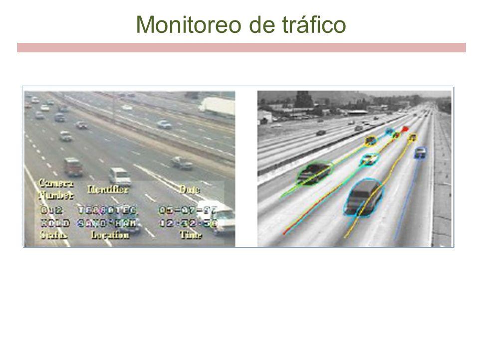 Monitoreo de tráfico