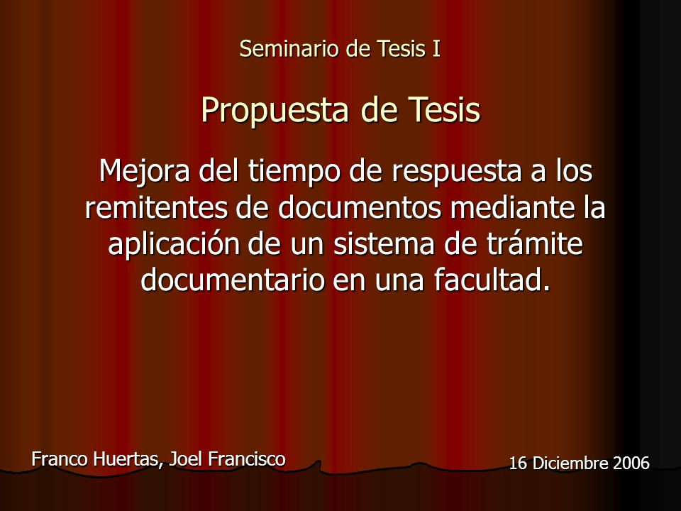 Franco Huertas, Joel Francisco