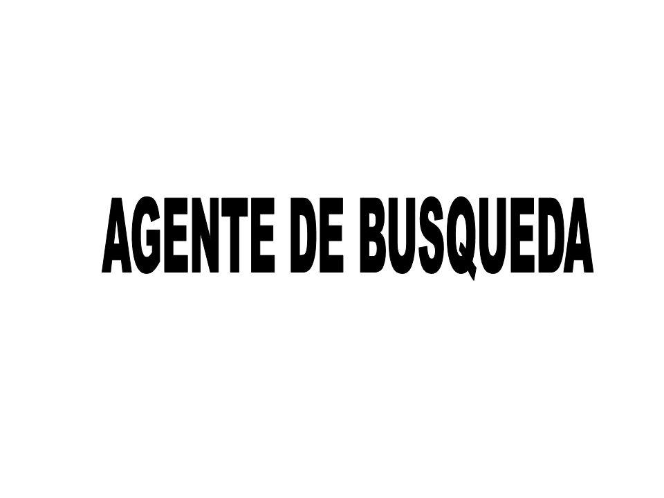 AGENTE DE BUSQUEDA