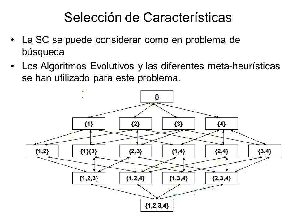 Selección de Características