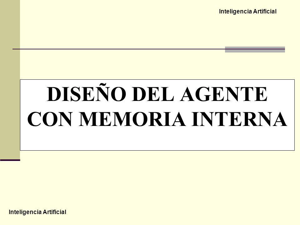 DISEÑO DEL AGENTE CON MEMORIA INTERNA
