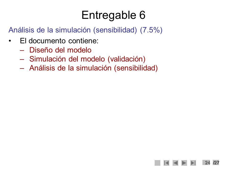 Entregable 6 Análisis de la simulación (sensibilidad) (7.5%)