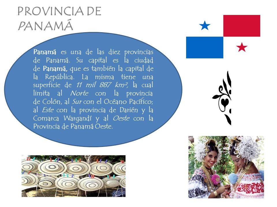 PROVINCIA DE PANAMÁ