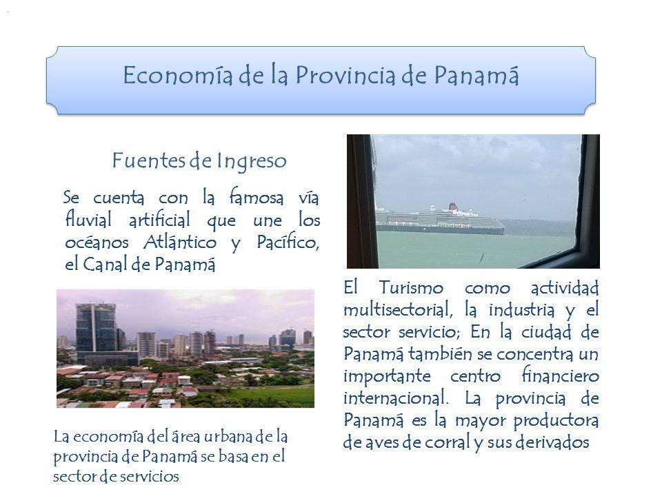 Economía de la Provincia de Panamá