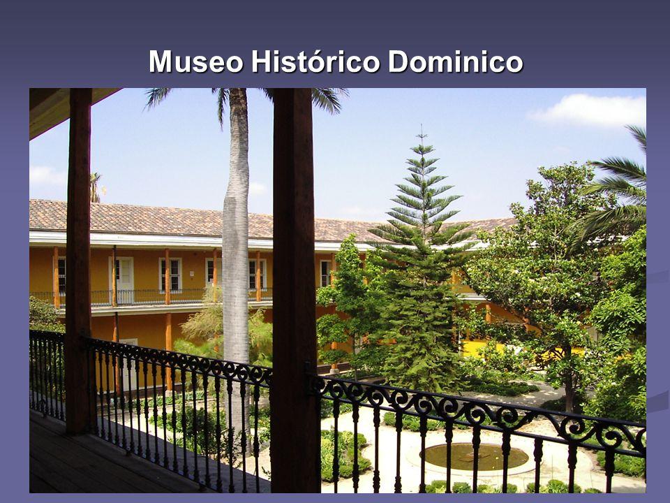 Museo Histórico Dominico