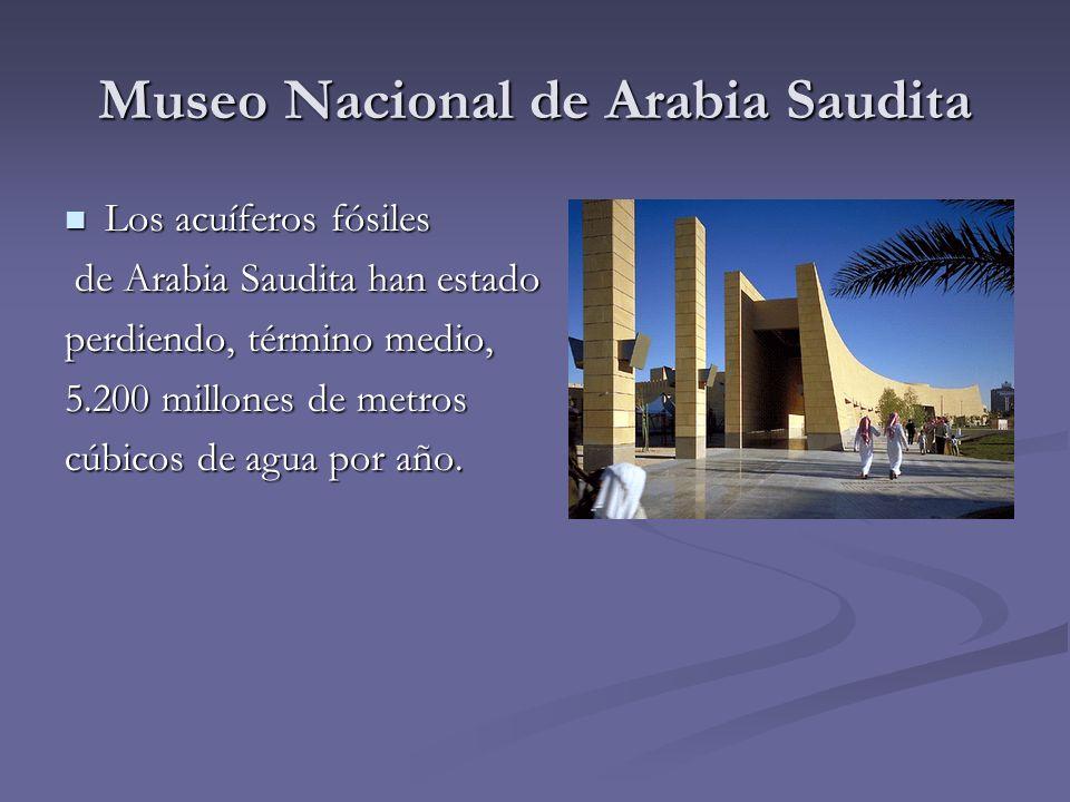 Museo Nacional de Arabia Saudita