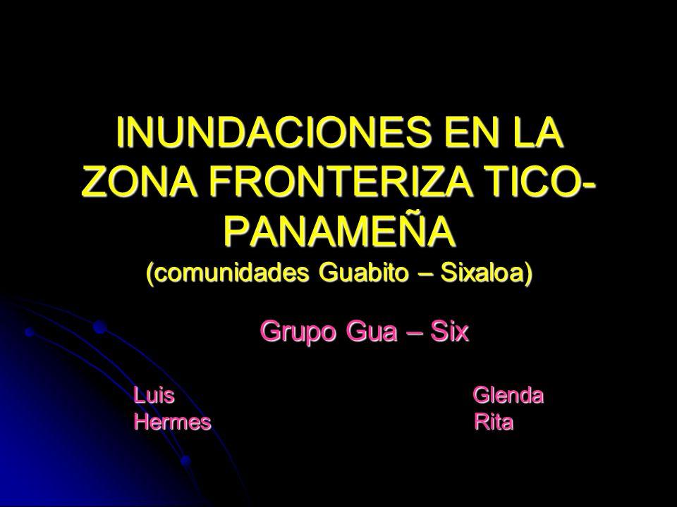 Grupo Gua – Six Luis Glenda Hermes Rita