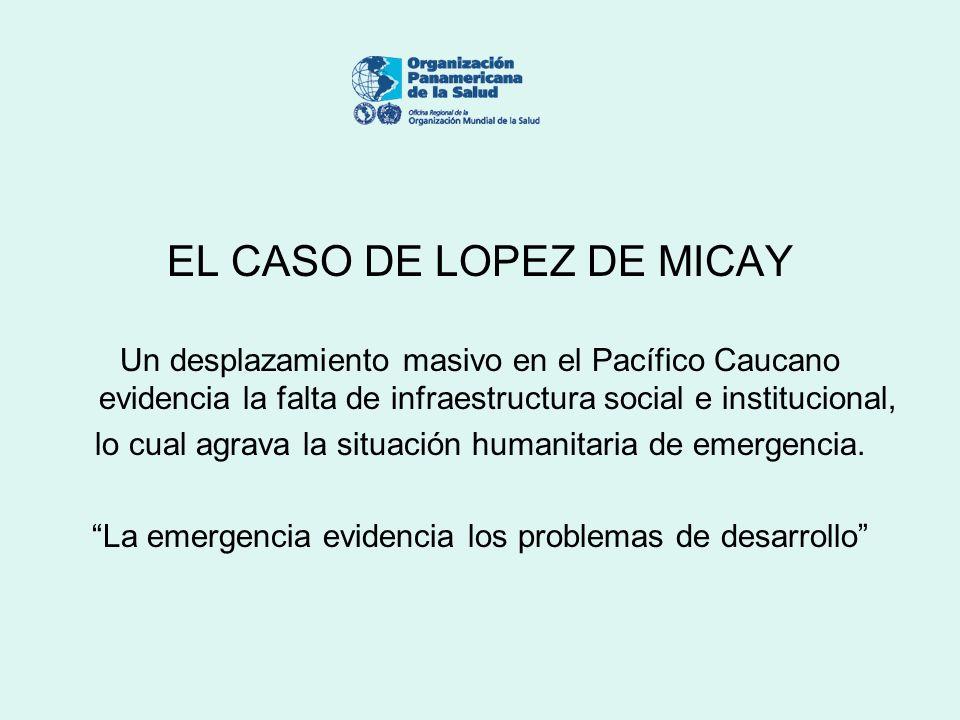 EL CASO DE LOPEZ DE MICAY