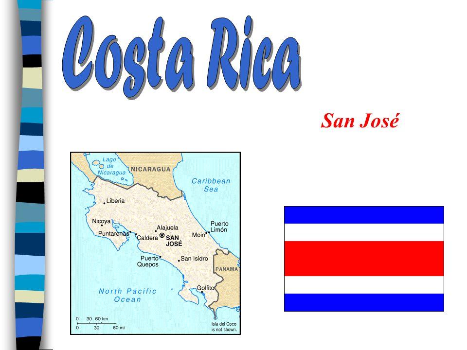Costa Rica San José