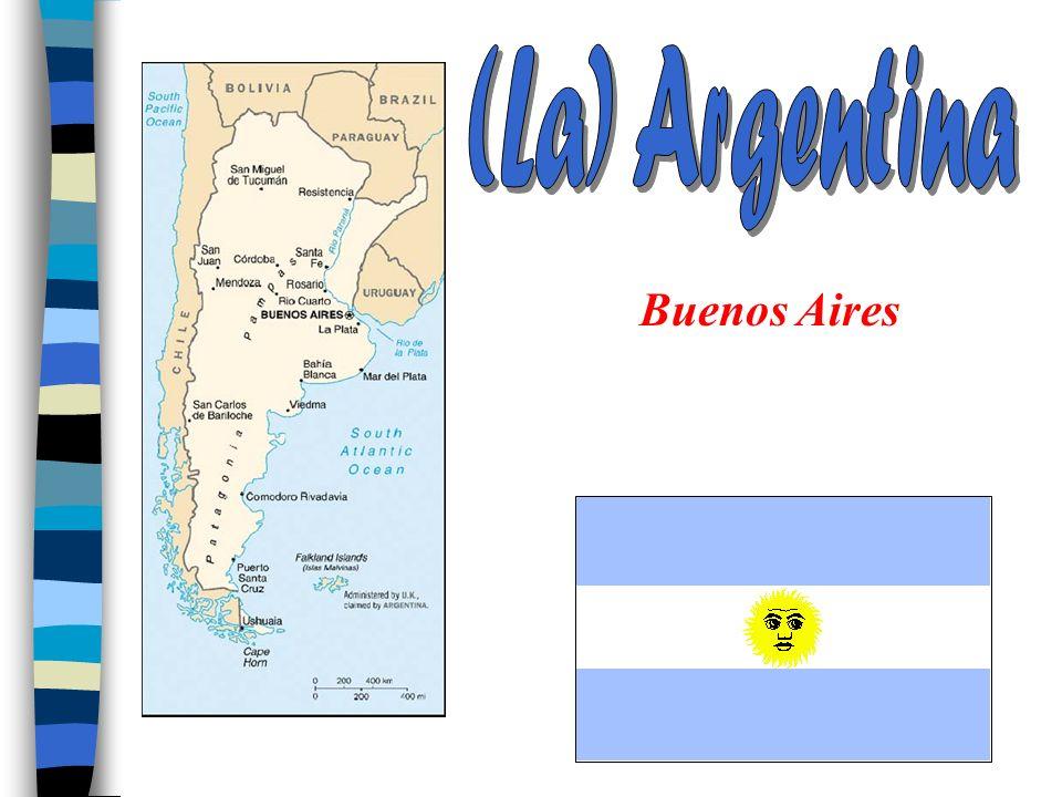 (La) Argentina Buenos Aires