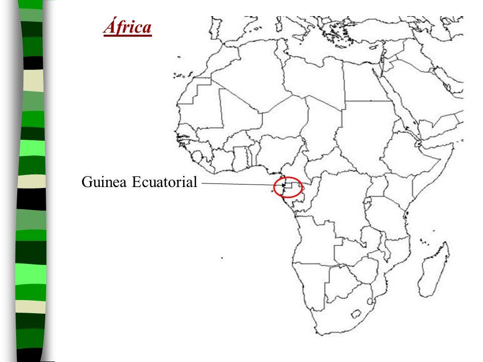 África Guinea Ecuatorial