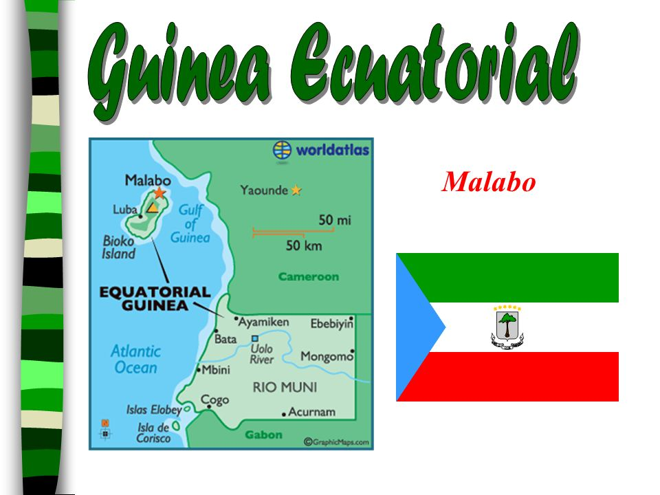 Guinea Ecuatorial Malabo